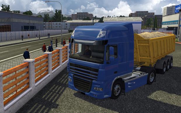 Megérkezett a Truck & Trailers demó!