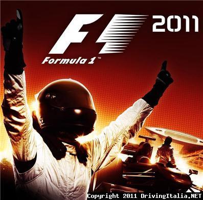 F1 2011 Monza Update