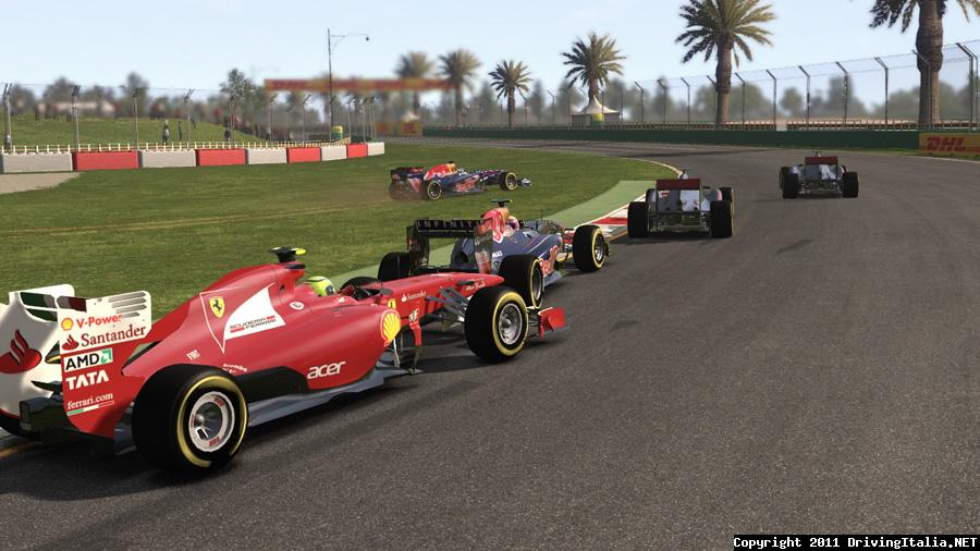 F1 2011 Ultra High Mod v2.0
