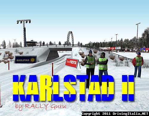 RBR Karlstad I-II