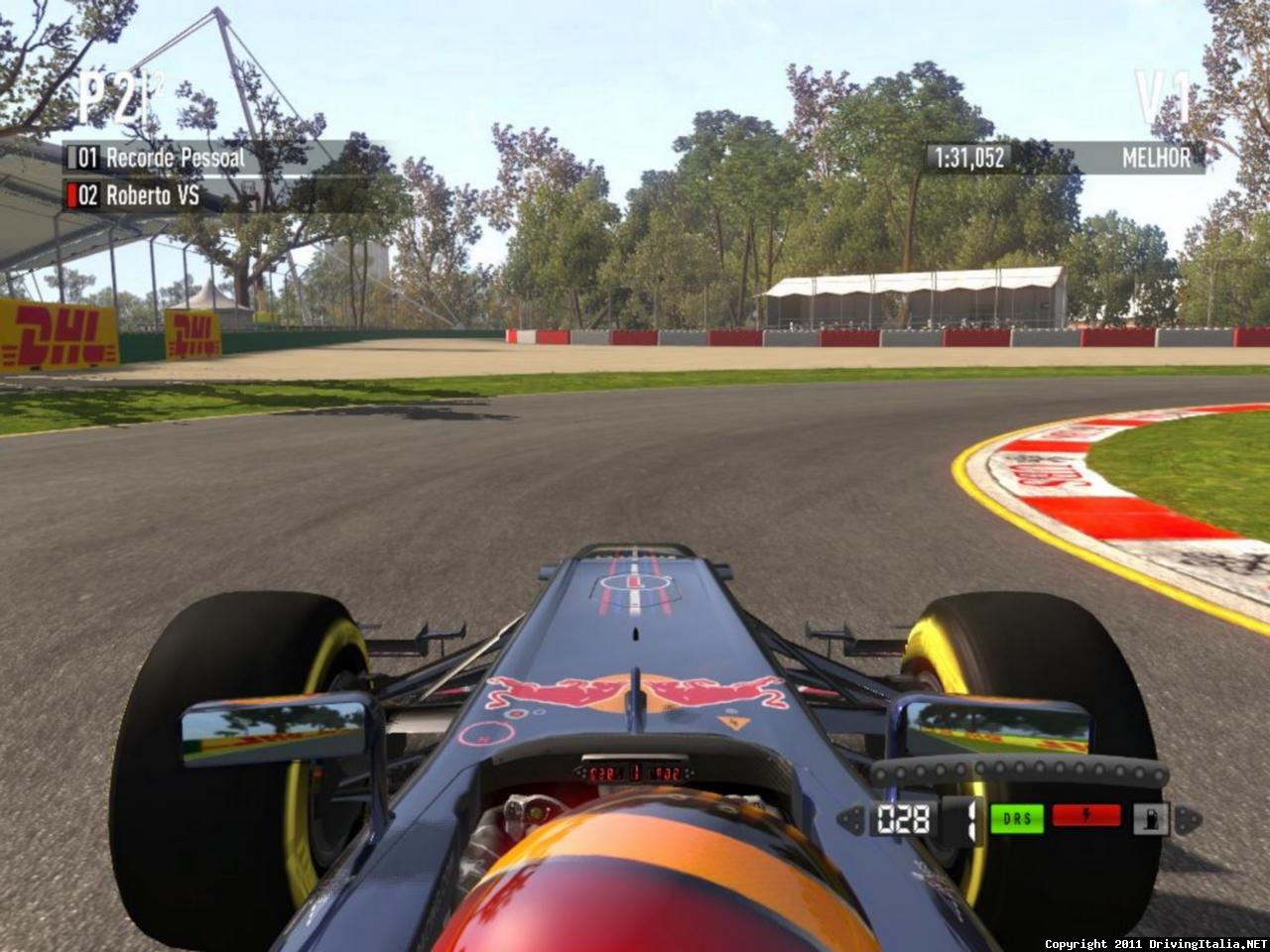 F1 2011 Maximum Illumination v1.0