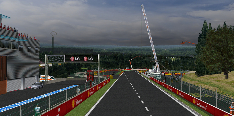 GP4 Spa-Francorchamps v3.0