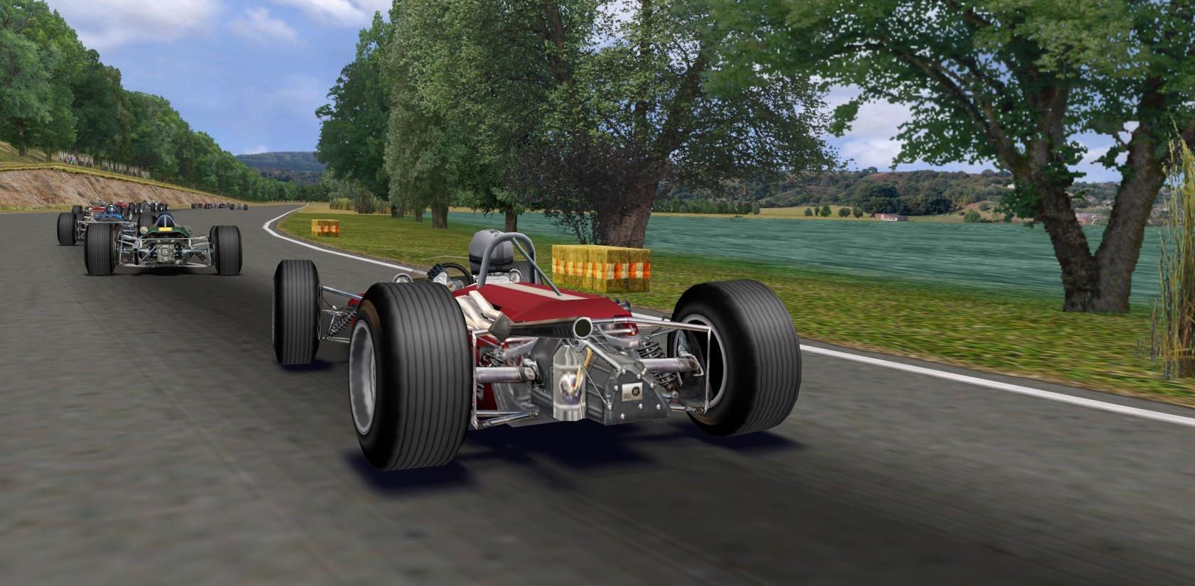 GPL 1967 Formula 2 Mod v1.0