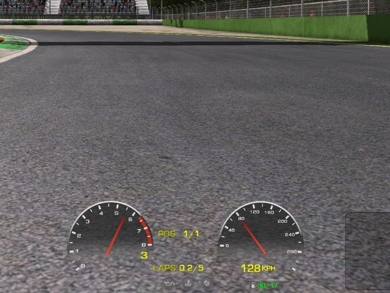 GT5 Style HUD Beta