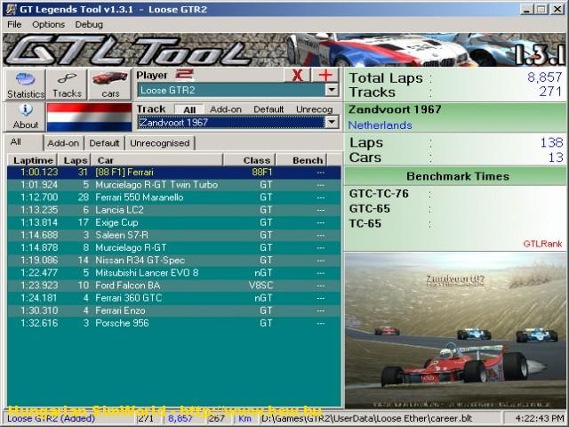 GTL Tool v1.31