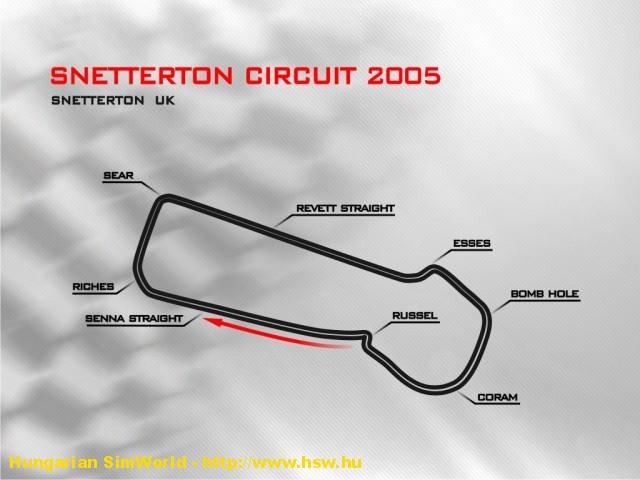 Snetterton 2005 v2.0