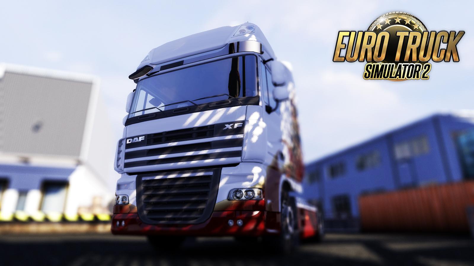 Euro Truck Simulator Patch v1.2.5