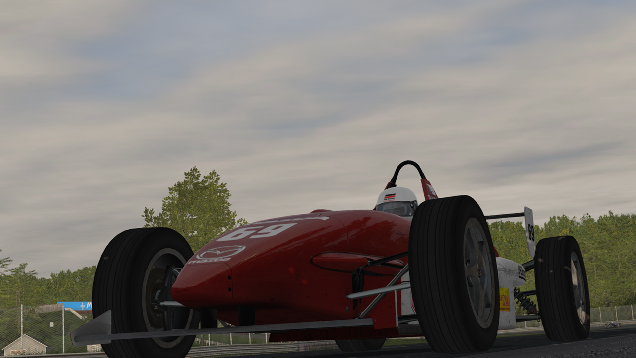 rFactor2 Update Patch 125+Skip Barber & Lime Rock Park