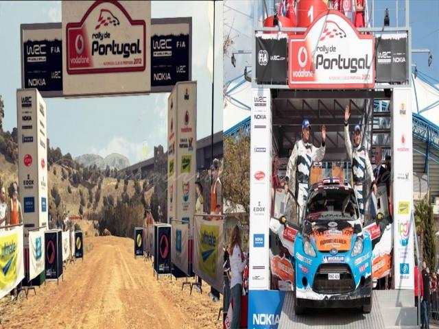 WRC3 Portugal Track Update v1.0