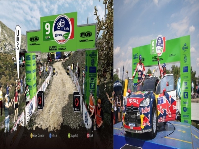 WRC3 Mexico Track Update v1.0