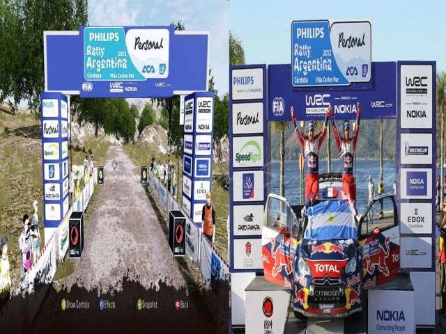WRC3 Argentina Track Update v1.0