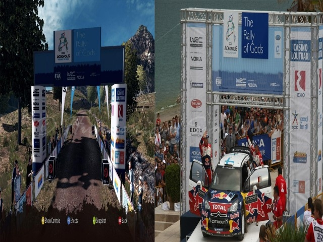 WRC3 Greece Track Update v1.0