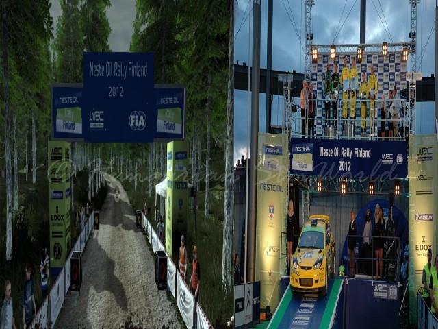 WRC3 Finland Track Update v1.0