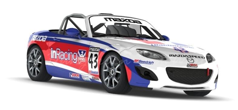iR Mazda MX5 Cup Setup Pack