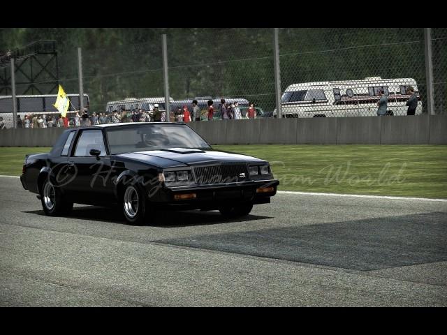 1987 Buick GNX v2.01