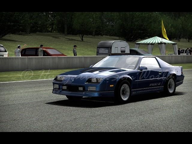 1990 Chevrolet Camaro IROC-Z v2.0