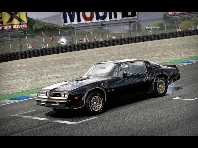 1977 Pontiac Trans Am SE v1.0