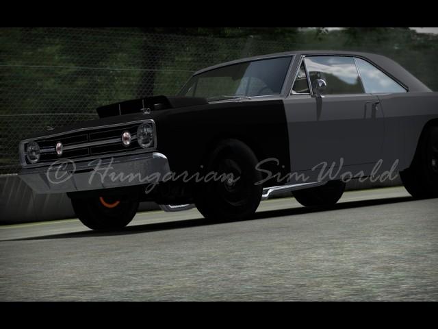 1968 Dodge Dart HEMI Super Stock v1.0