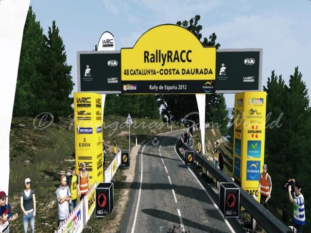 WRC3 Spain Track Update v1.0