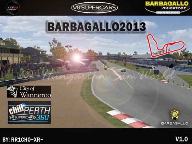 GTRE BARBAGALLO 2013 v1.0