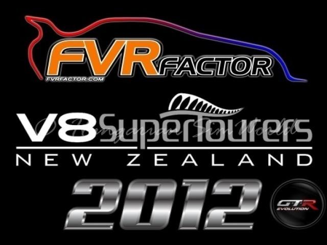 GTR Evo FVR NZ SuperTourers 2012 v1.1