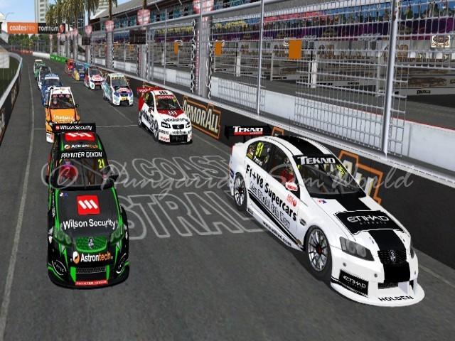 GTR Evo FVR V8 Supercars 2012 v1.0