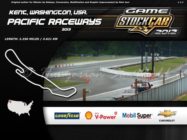 GSC Pacific Raceways 2013 v1.1