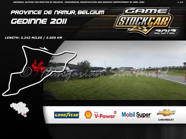 GSC Gedinne 2011 v1.0