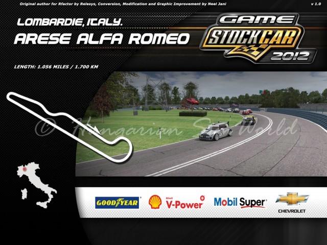 GSC Arese AlfaRomeo v1.0
