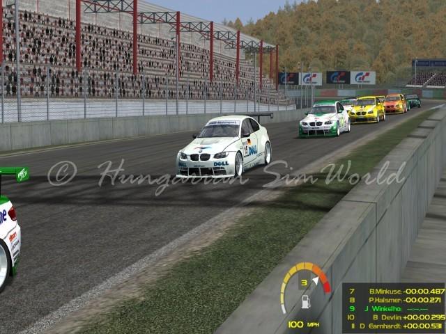 GSC 2013 – BMW M3 E92 GTR Mod v1.0