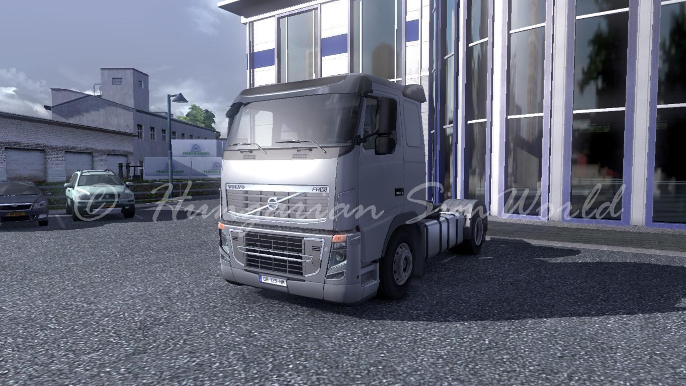 ETS2 Volvo FH Sound