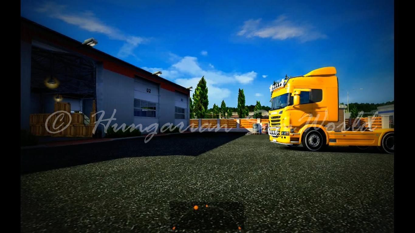 ETS2 New Environment Sound