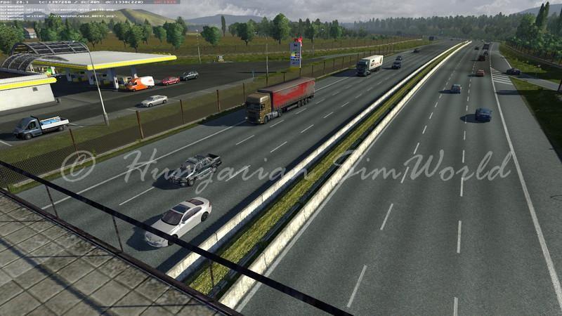 ETS2 Henki 's Traffic Mod v3.0