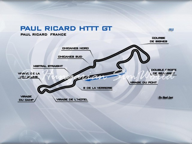 Race07 Paul Ricard HTTT GT – Proto & Short v1.1