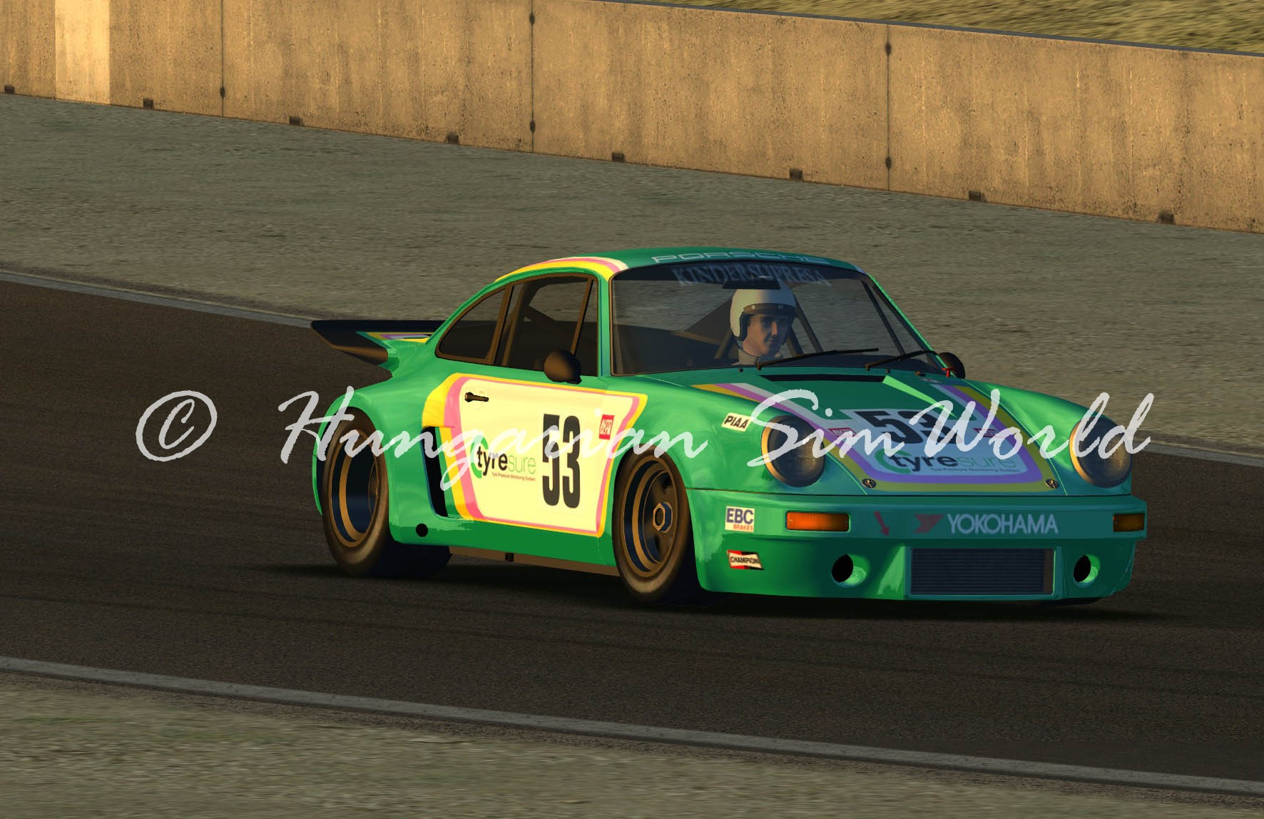 GSC 2013 Porsche 911 Cup RSR 3.0L v2.3