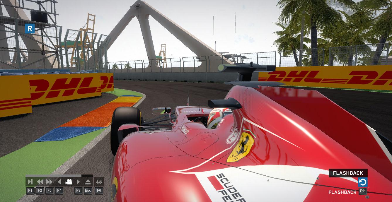 F1 2014 Istanbul and Valencia v1.1