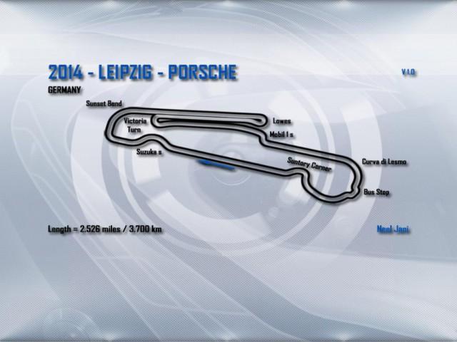 Race07 2014 Leipzig Porsche v1.0