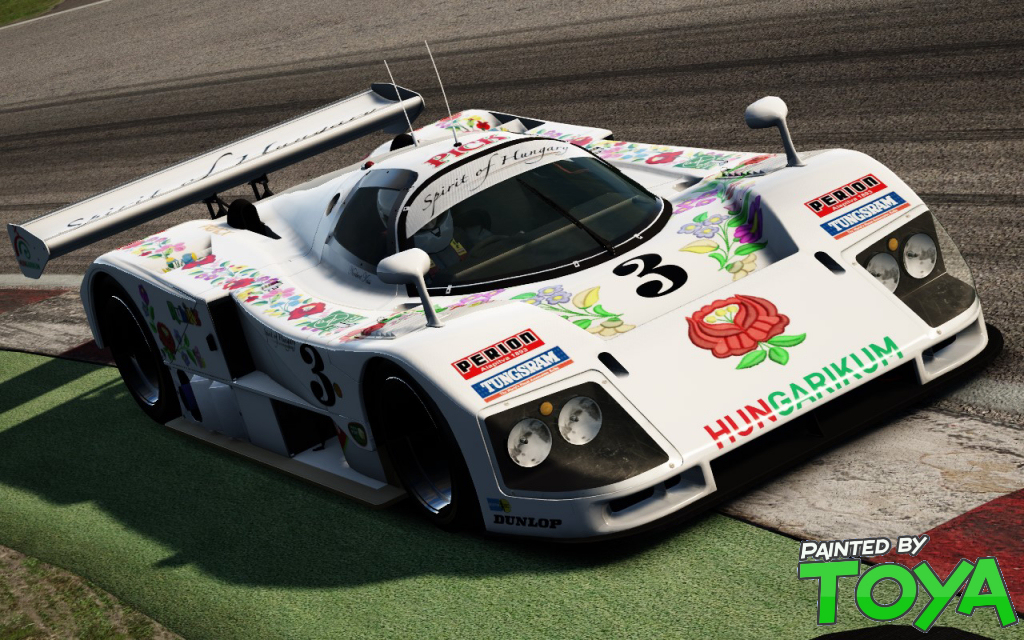 AC Spirit of Hungary Mazda 787B v1.0