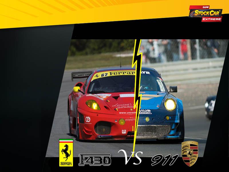 GSC 2013 Ferrari F430 vs. Porsche 997 RSR v1.0