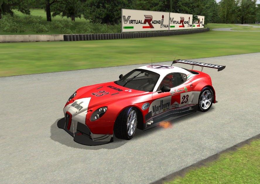 GTR Evolution Alfa Romeo 8C GTPro v1.0