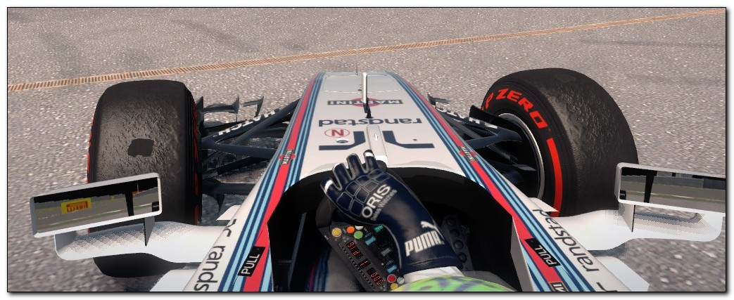 F1 2014 Tyres Edition HD v1.5