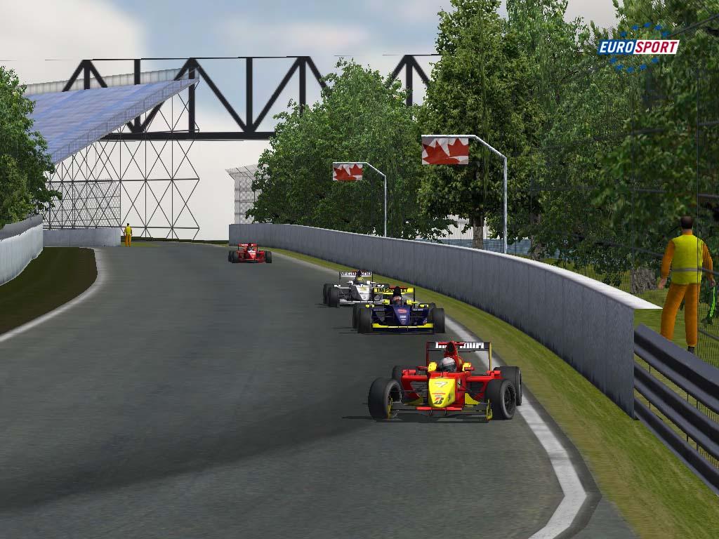 Race07 GP2 series v2.0