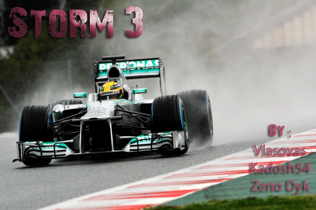 F1 2014 Storm 3 v1.4