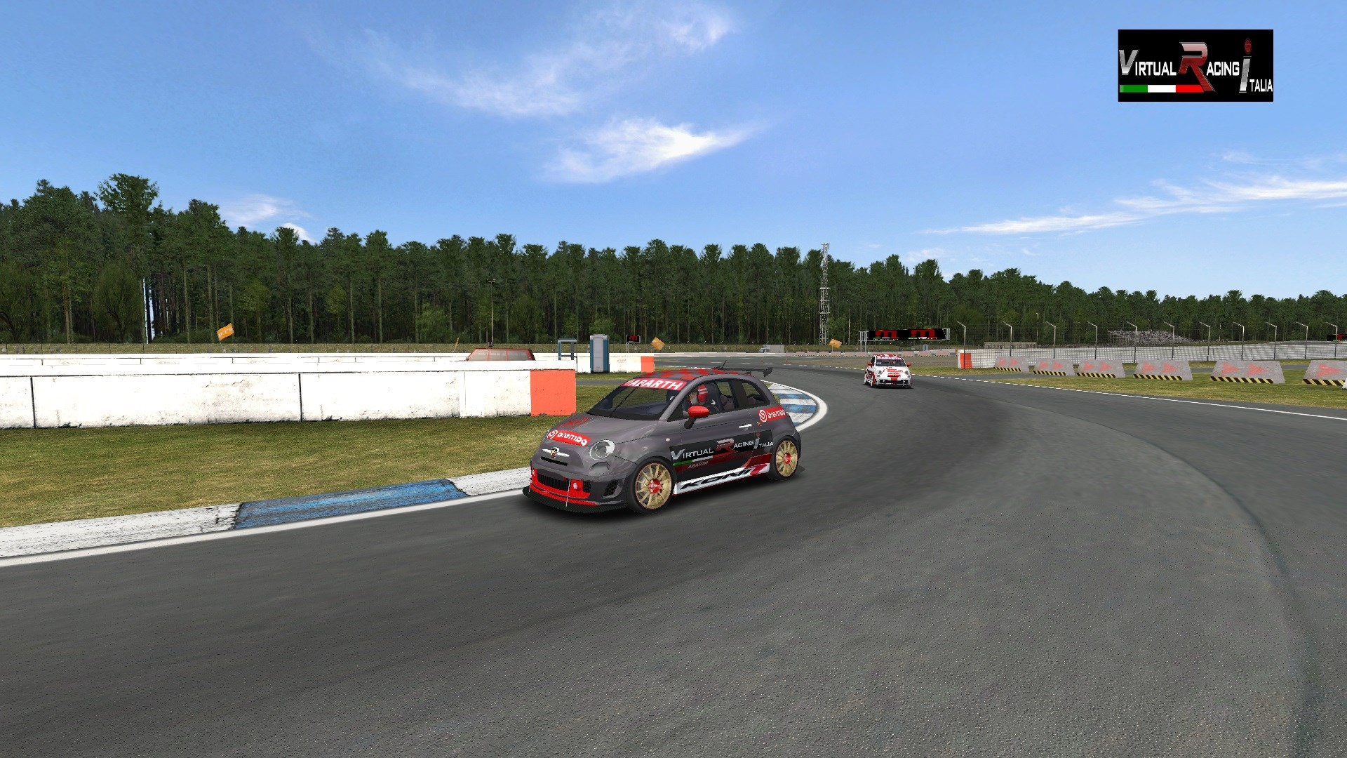 Race07 Fiat 500SS Abarth v2.2