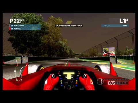 F1 2014 Moving Trees Mod v3.0