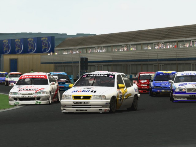 Race07 BTCC Reloaded v1.5