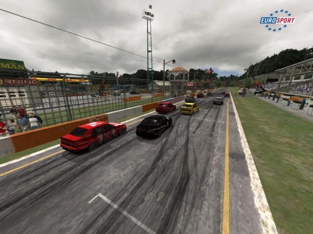 Race07 Milbantos Raceway v1.0