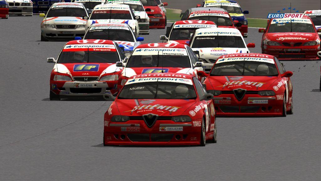 Race07 European Super Touring Reloaded v1.0
