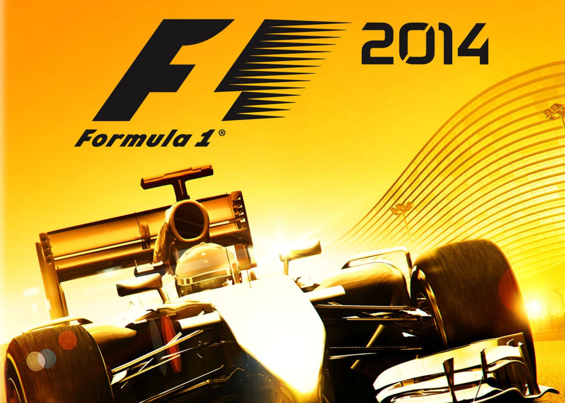 F1 2014 Ultimate Realism F1 2015 mod v1.0