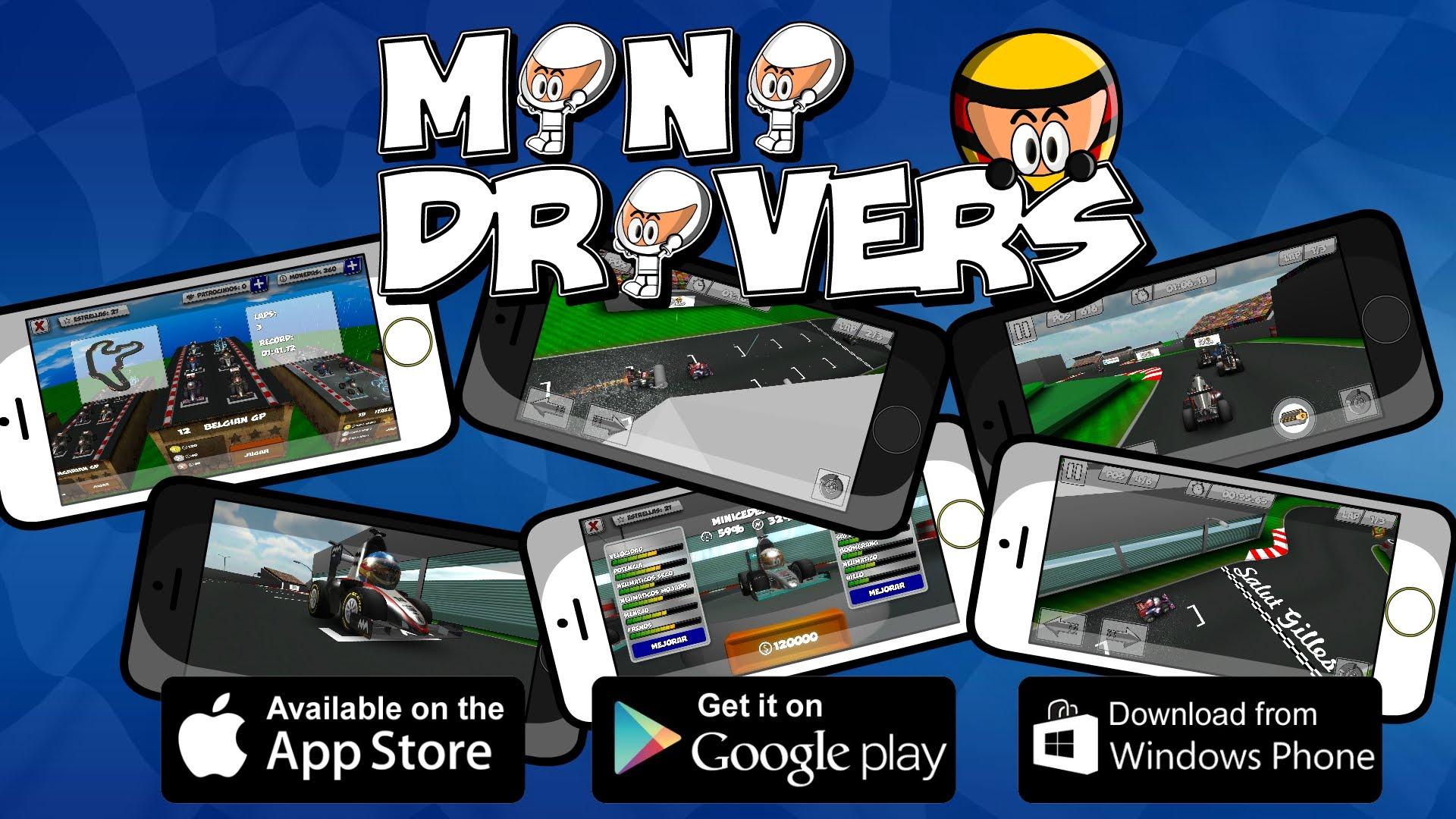MiniDrivers VideoGame Maldonado Update